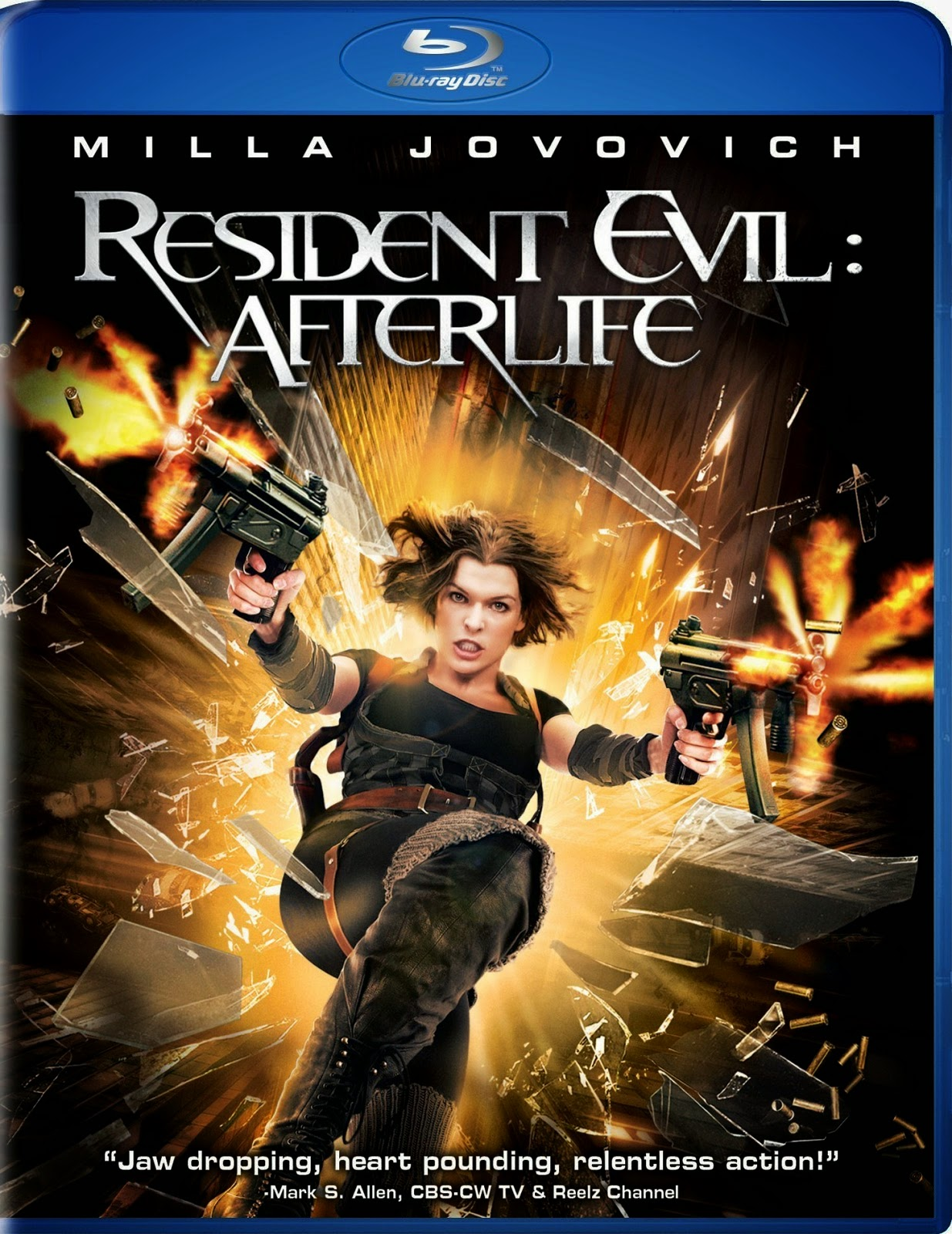Resident Evil Afterlife (2010) ผีชีวะ4