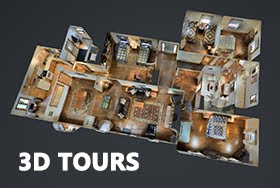 3D tours of our properties