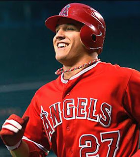 Astrology forecast MLB players Mike Trout