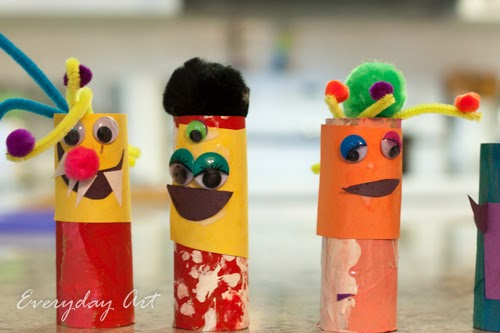 http://www.our-everyday-art.com/2014/10/kids-halloween-craft-toilet-paper-tube.html