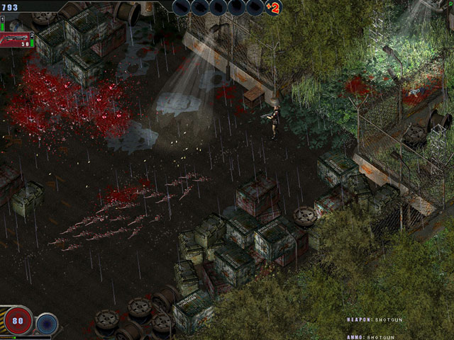 zombie shooting games online