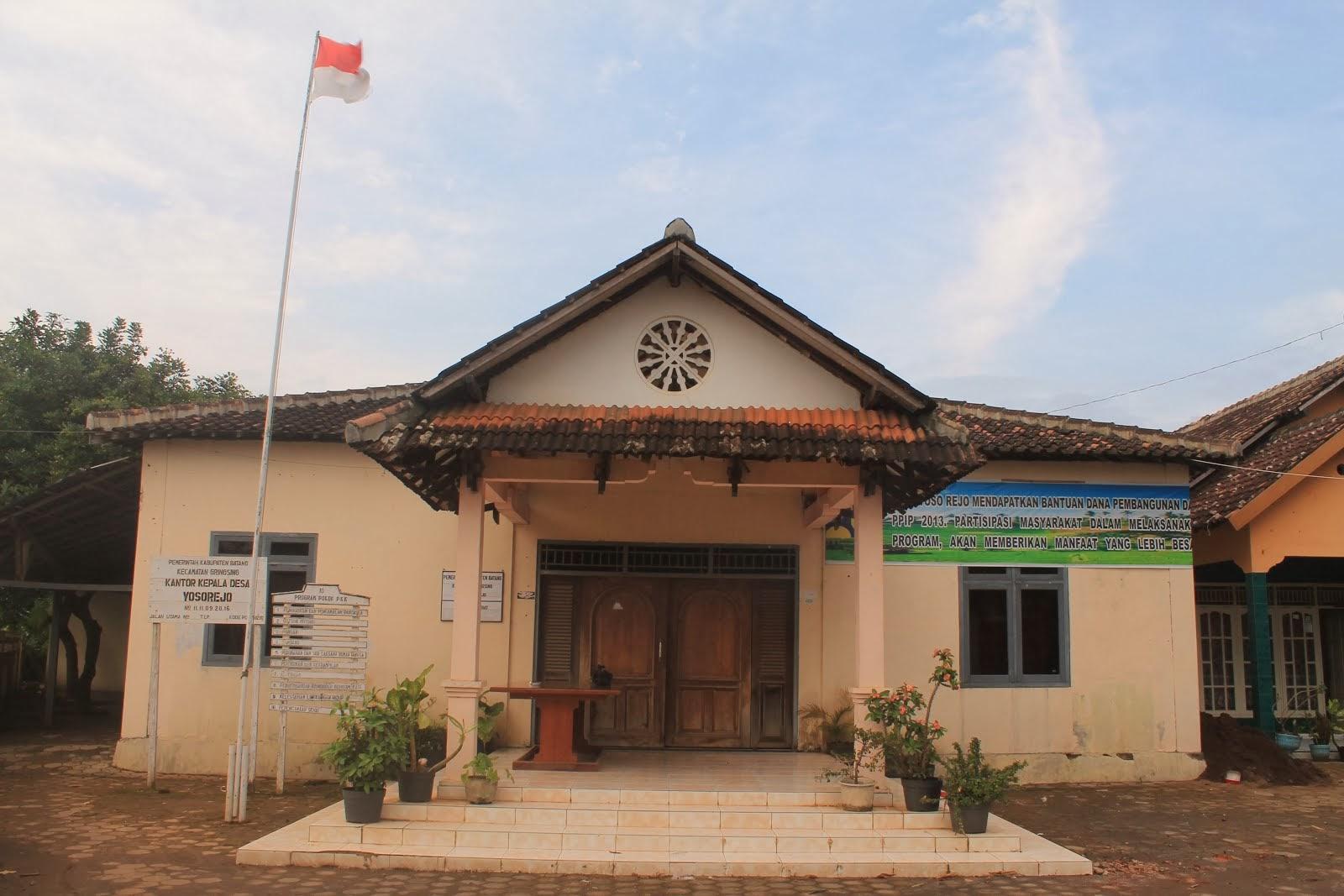 Balai Desa Yosorejo