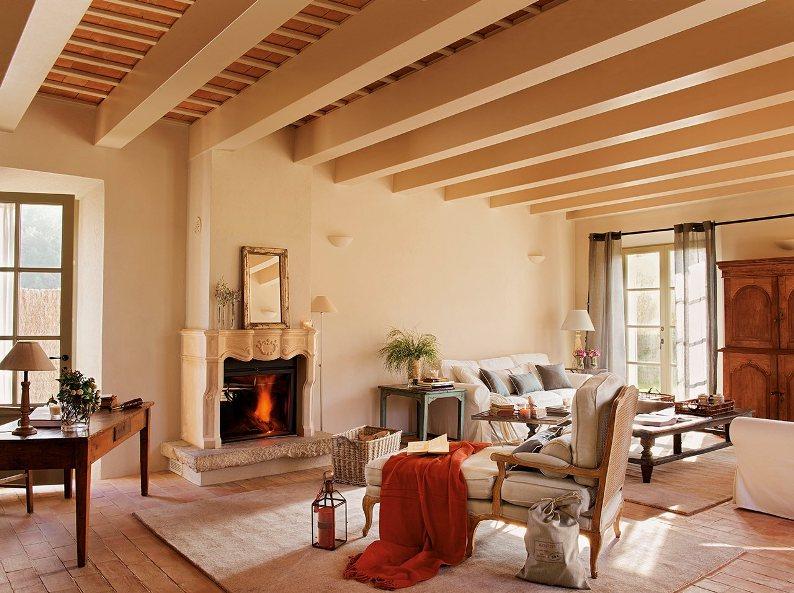 casa en la Costa Brava decorada al más puro estilo Provenzal