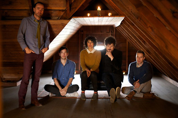 "The Shins – ""The Rifle's Spiral"""
