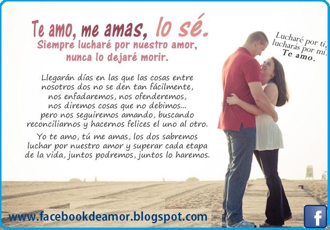 Te Amo - Imagens, Mensagens e Frases para Facebook