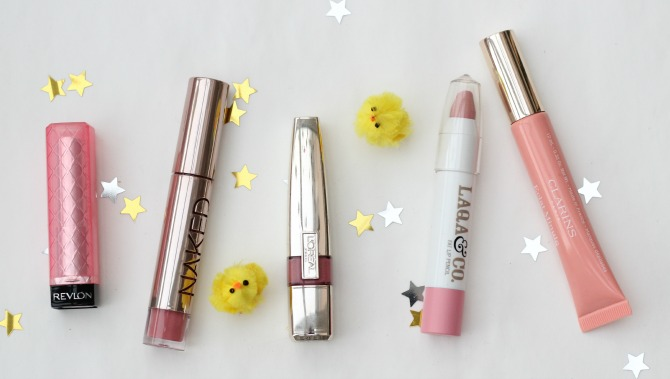 5 Lipsticks for Spring