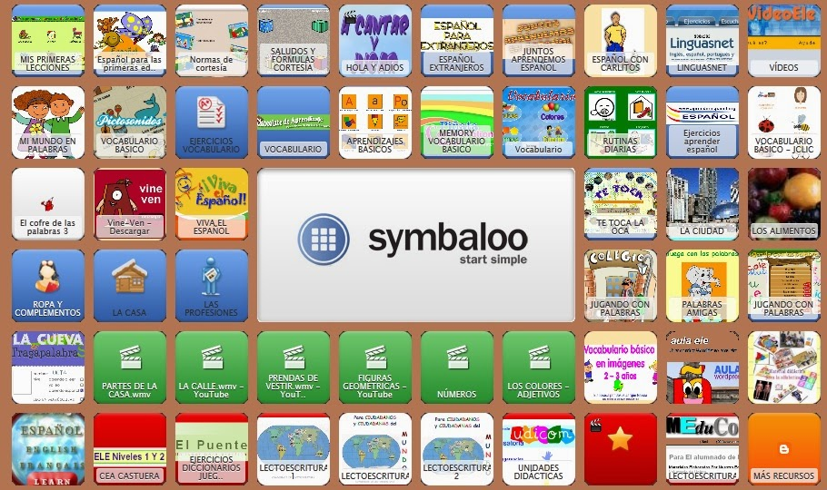 http://edu.symbaloo.com/mix/espantilde-olsegundalengua