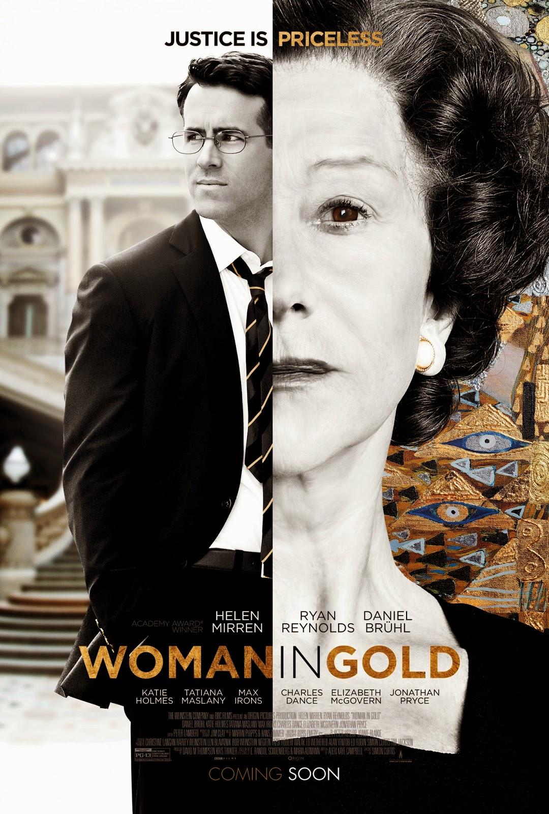 Dama Dourada – Legendado (2015)