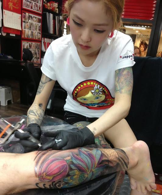 Berikut foto-foto Kinki Ryusaki: