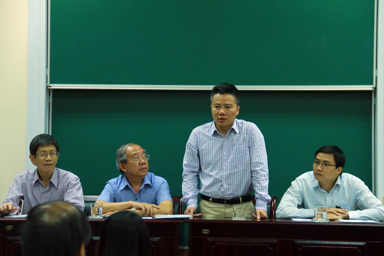 GS Ngô Bảo Châu: 'Kết quả khoa học không tính bằng doanh số'