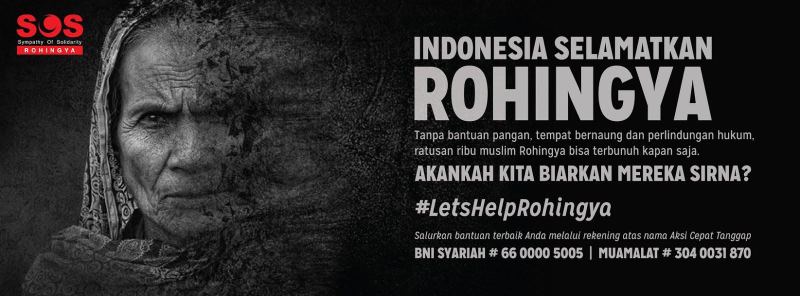 #LET'S HELP ROHINGYA