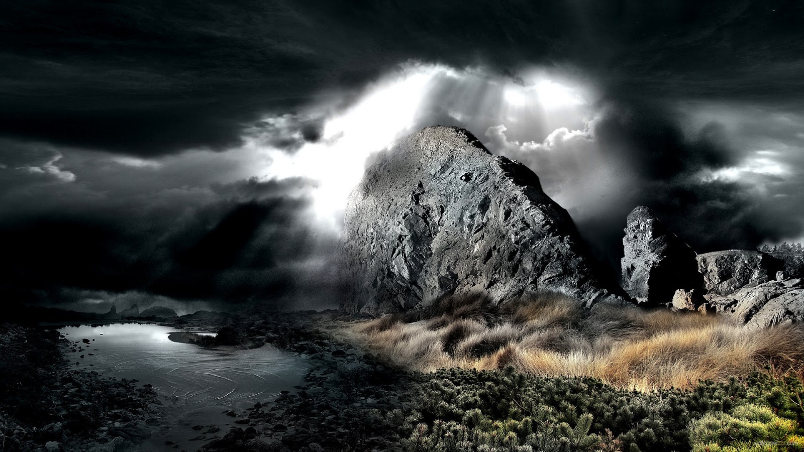 abstract dark nature hd wallpapers � wallpaper202