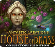 Fantastic Creations: House of Brass Collector's Edition logo
