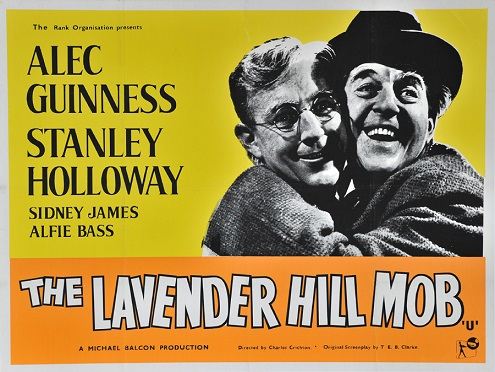 """The Lavender Hill Mob"" (1951)"