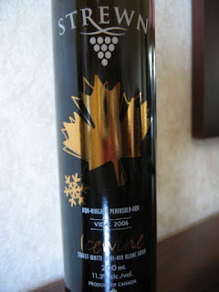 Bottle photo of 2006 Strewn Vidal Icewine