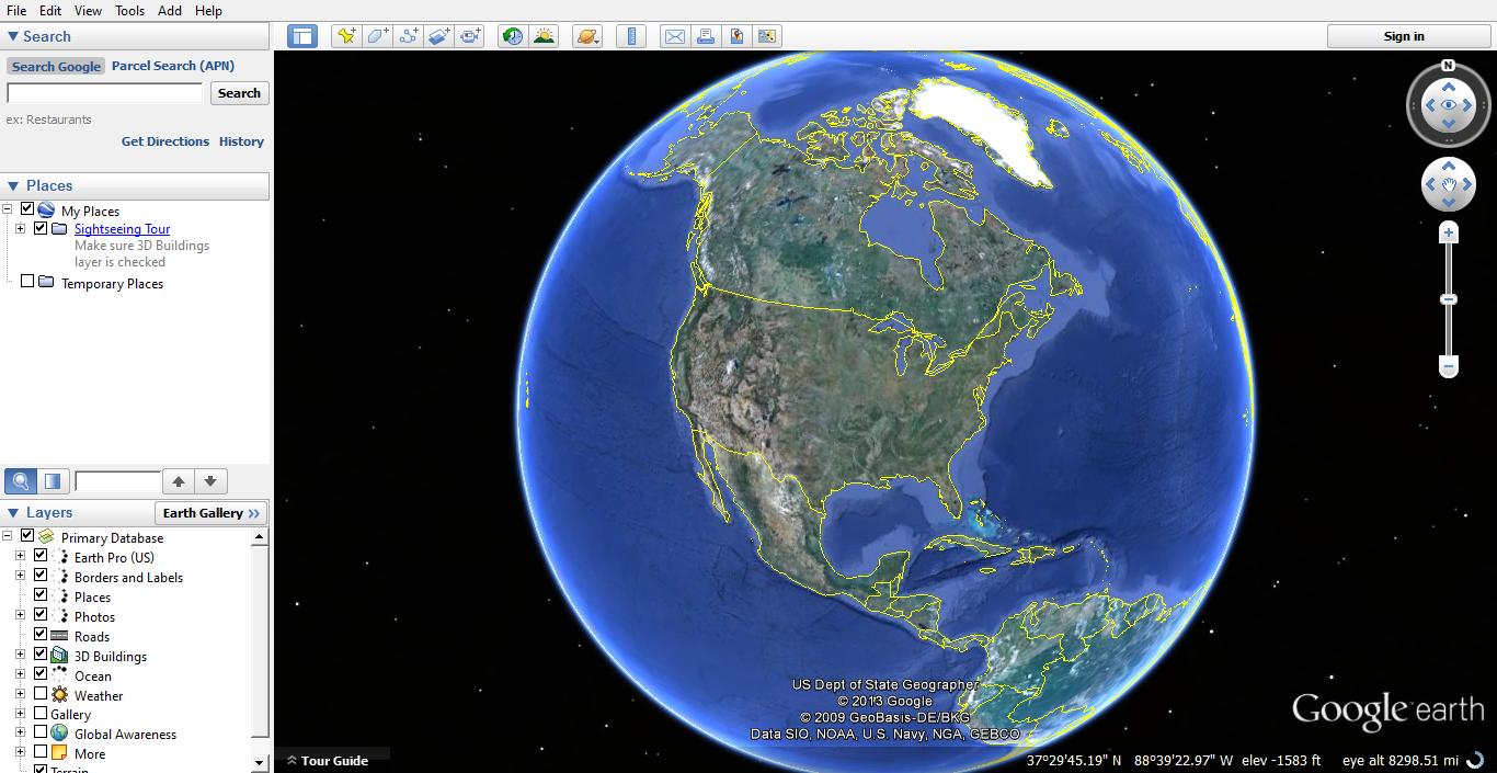 Google Earth Pro Serial Key Archives