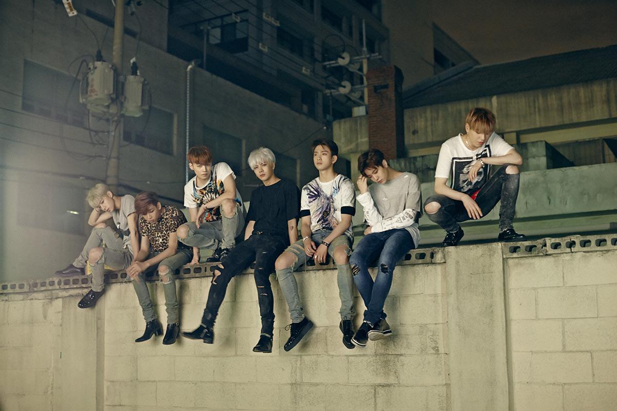 GOT7 Korea Boy Group