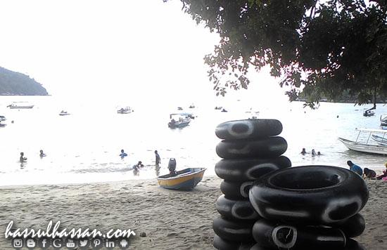 Kali Ketiga Menginap Nipah Bay Villa Pulau Pangkor