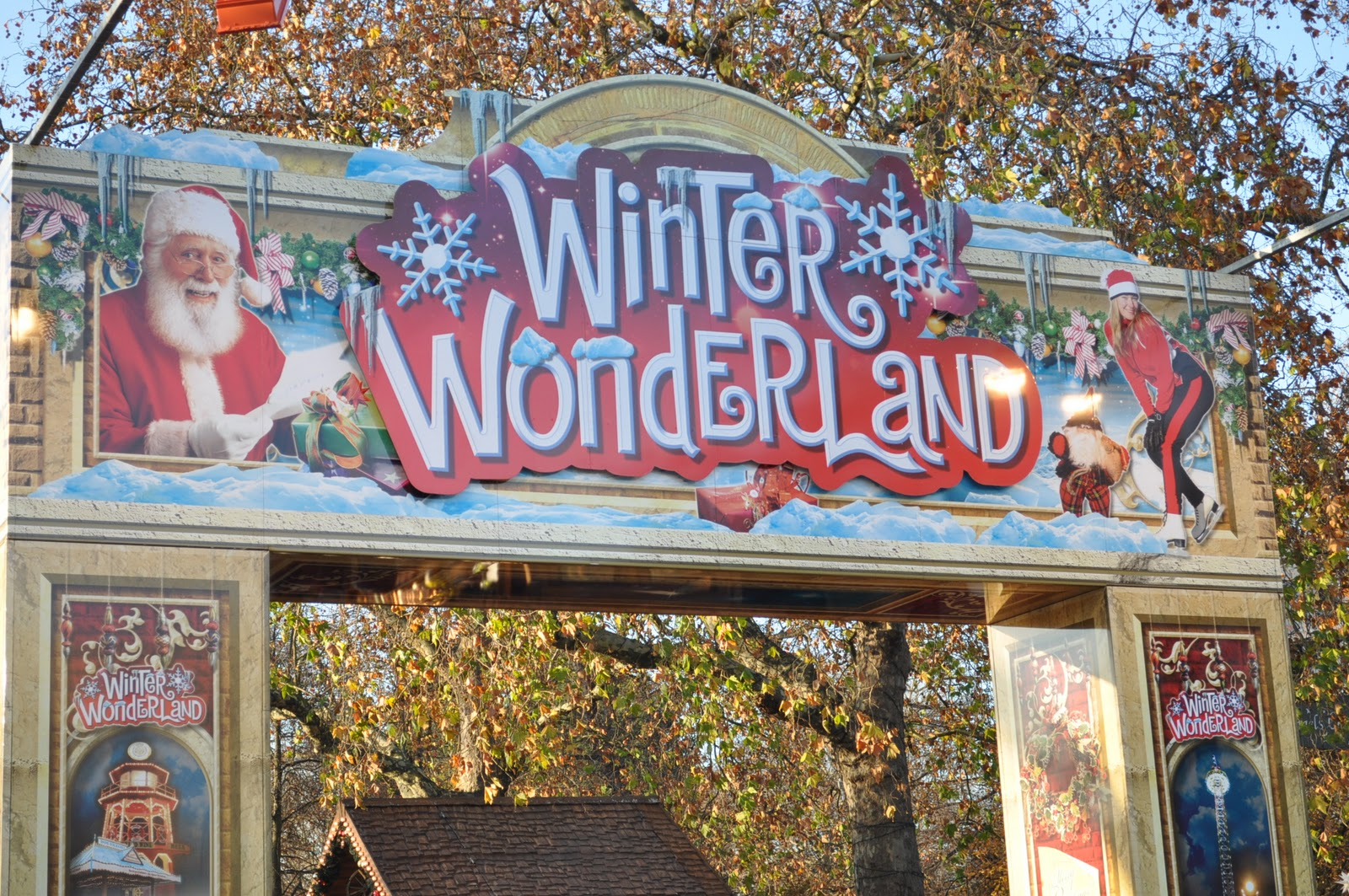 winter wonderland hyde park the biggest christmas market in london