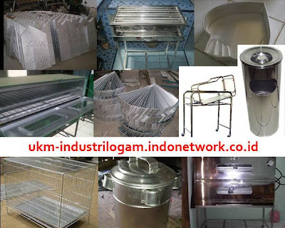 Industri Loyang Alumunium
