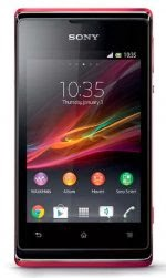 Review Spesifikasi HP Sony Xperia E