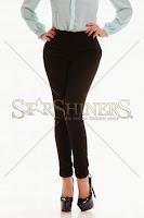 Pantaloni Simple Wear Black