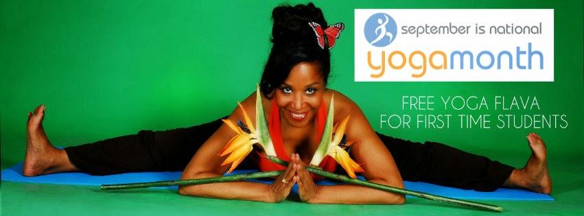 FREE YOGA FLAVA SESSION - Schedule today: robin@yogaflava.com or 310-266-7362