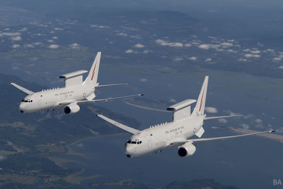 Boeing 737-700 AEW&C (Wedgetail)