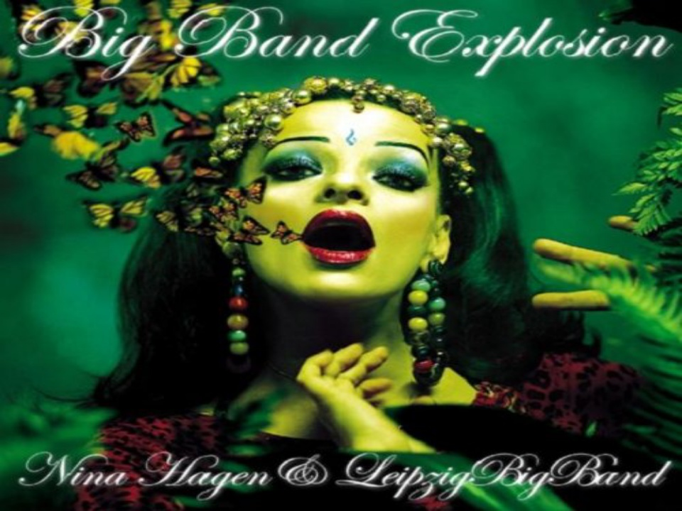 Big Band Explosion Álbum De Nina Hagen