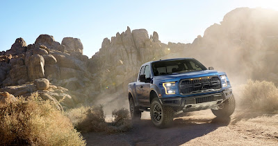 2017 Ford F-150 Is Tested In The Harshest Conditions