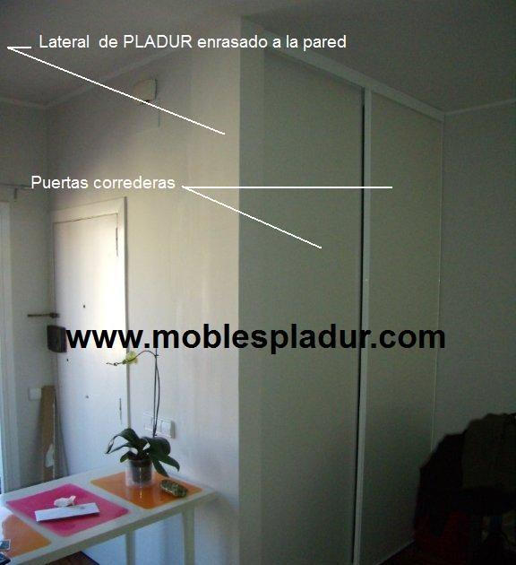 Pladur barcelona armario de pladur - Armarios de pladur ...