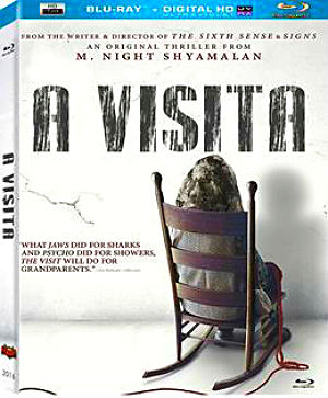 Filme Poster A Visita BDRip XviD Dual Audio & RMVB Dublado
