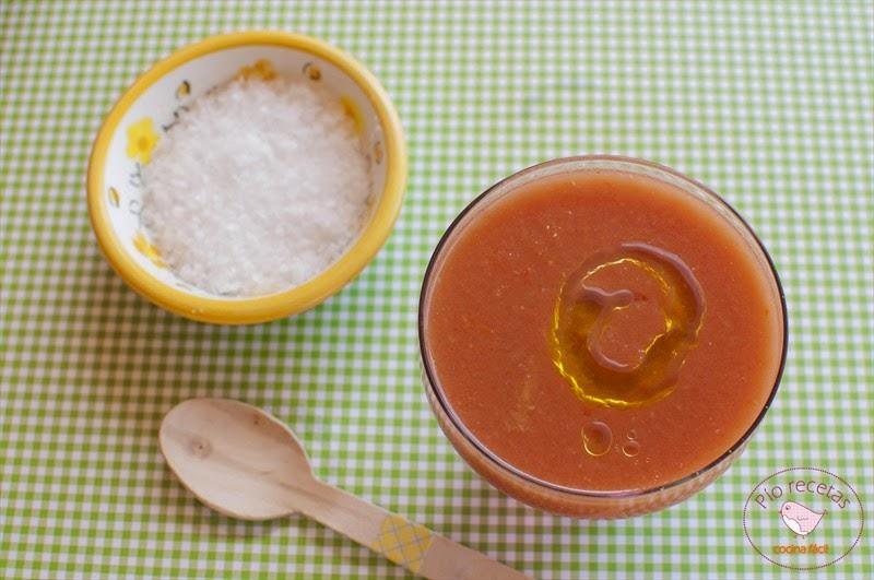 copa de gazpacho andaluz