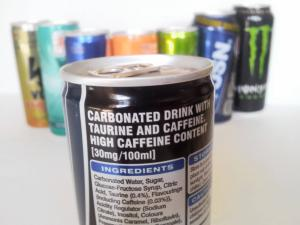Energy drinks must now carry warnings