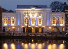 het Theatertafelen in Leiden