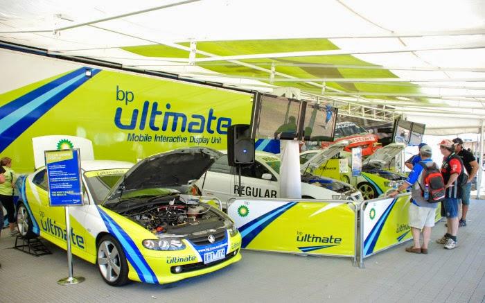 Los nuevos carburantes BP Ultimate