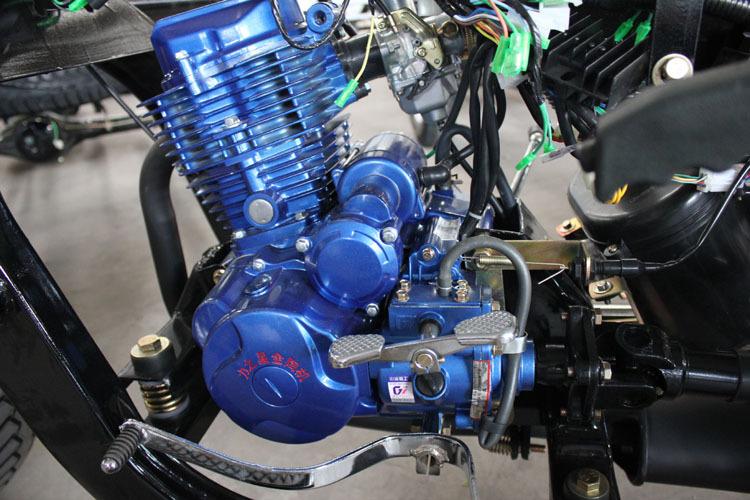 motor 48cc de 4 tiempos