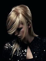 Glam Medium Hairstyles Ideas 2012