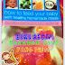 Review Buku Resepi Makanan Bayi 6 bulan Ke Atas
