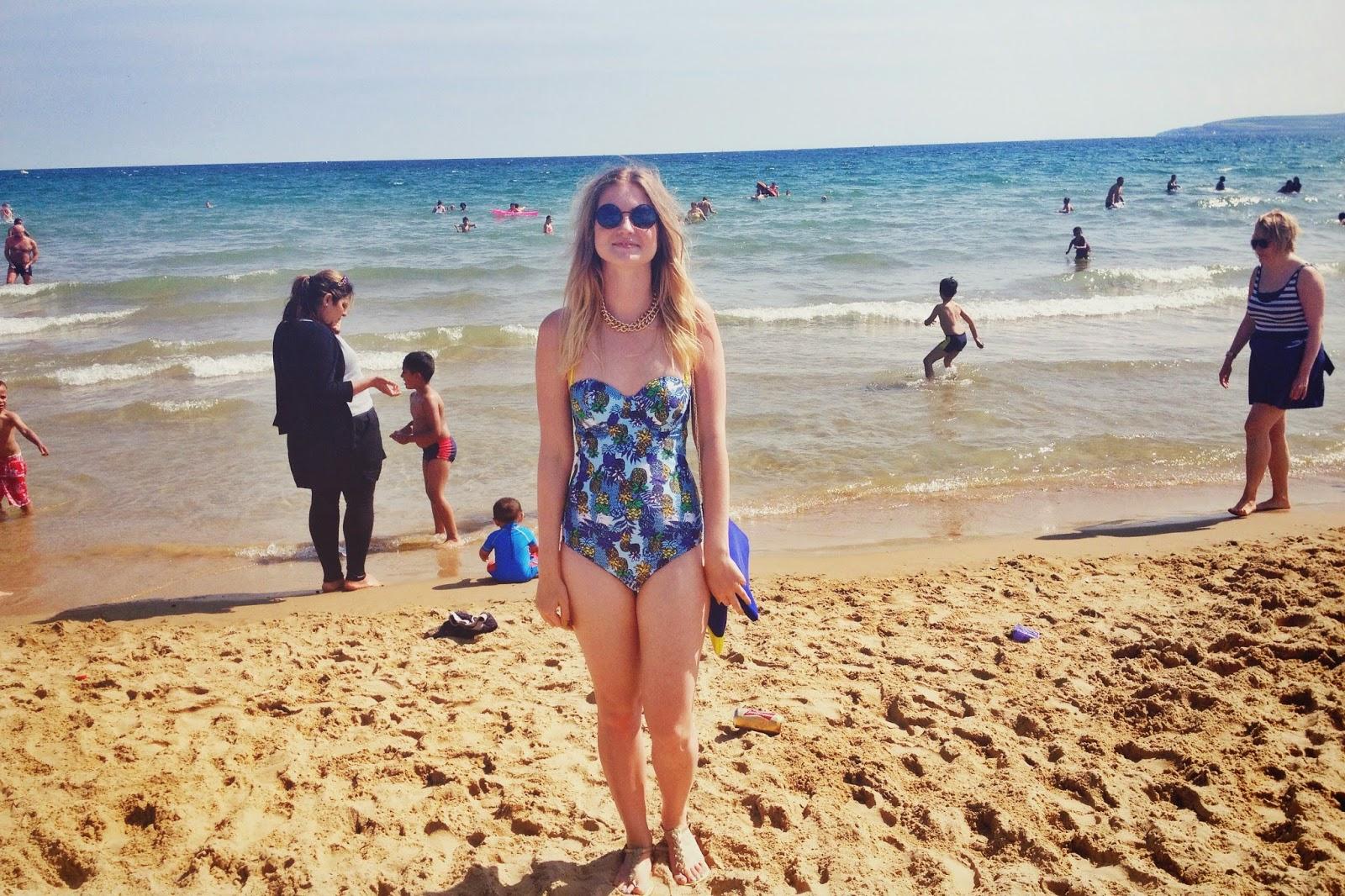 Cleo Swim by Panache, Panache Swimwear, fashion blogger