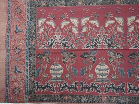 International Batik Center: Sejarah batik Pekalongan