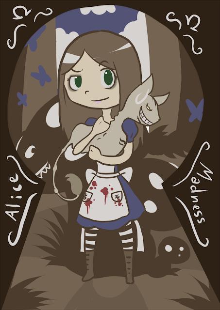 -American McGee's Alice- por Alice-Madness
