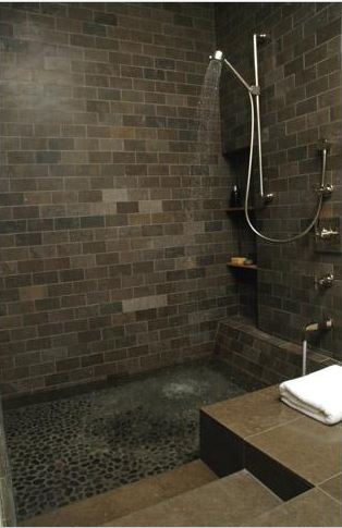 Custom Walk In Shower Base