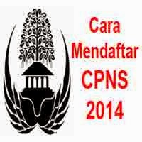 Gambar tentang Cara Mendaftar CPNS 2014