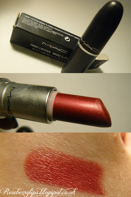 MAC New York Apple and MAC Cherry Lipliner