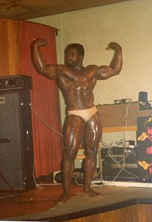 Bill Richardson Bodybuilder