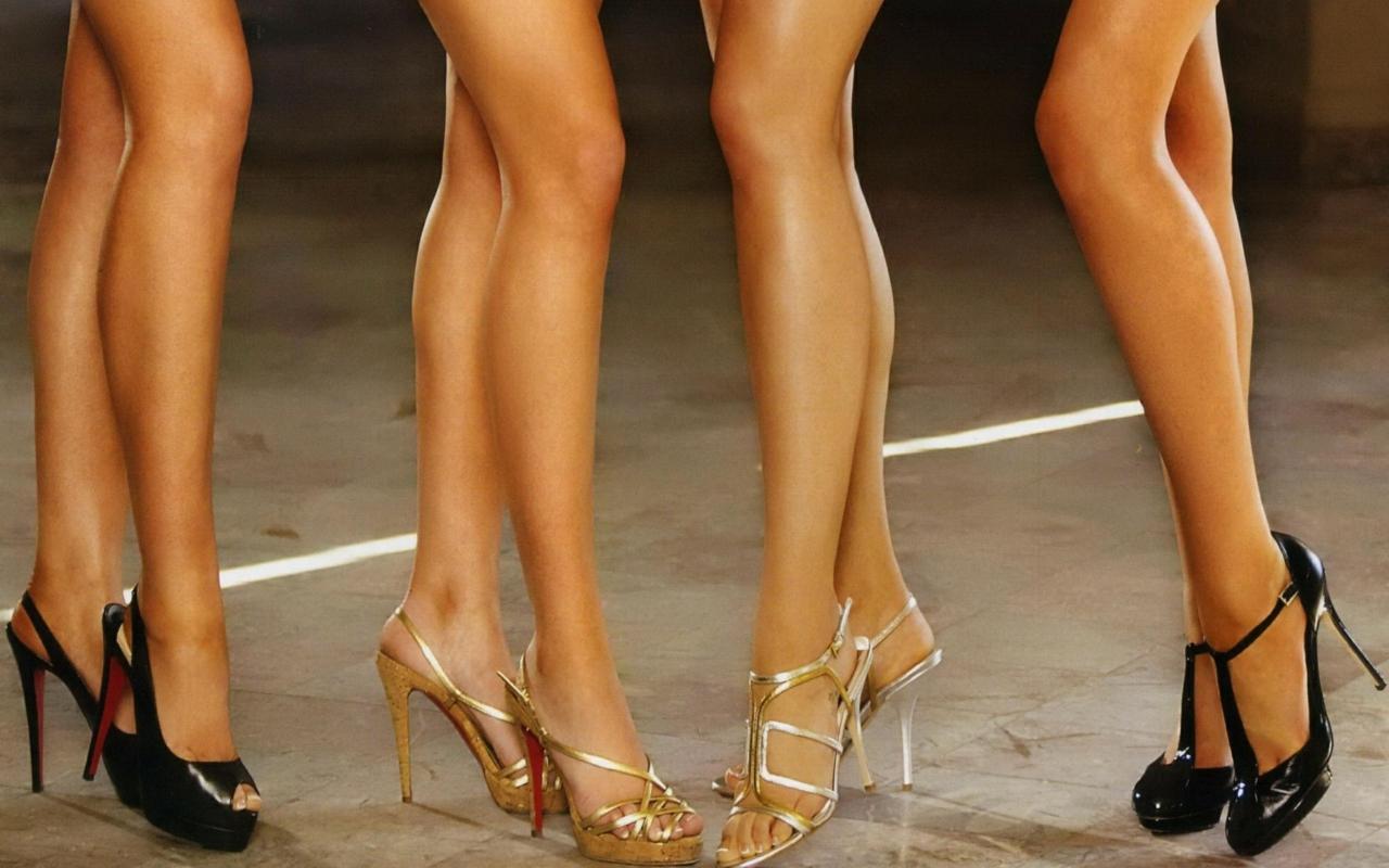 Правильные ноги у девушек фото