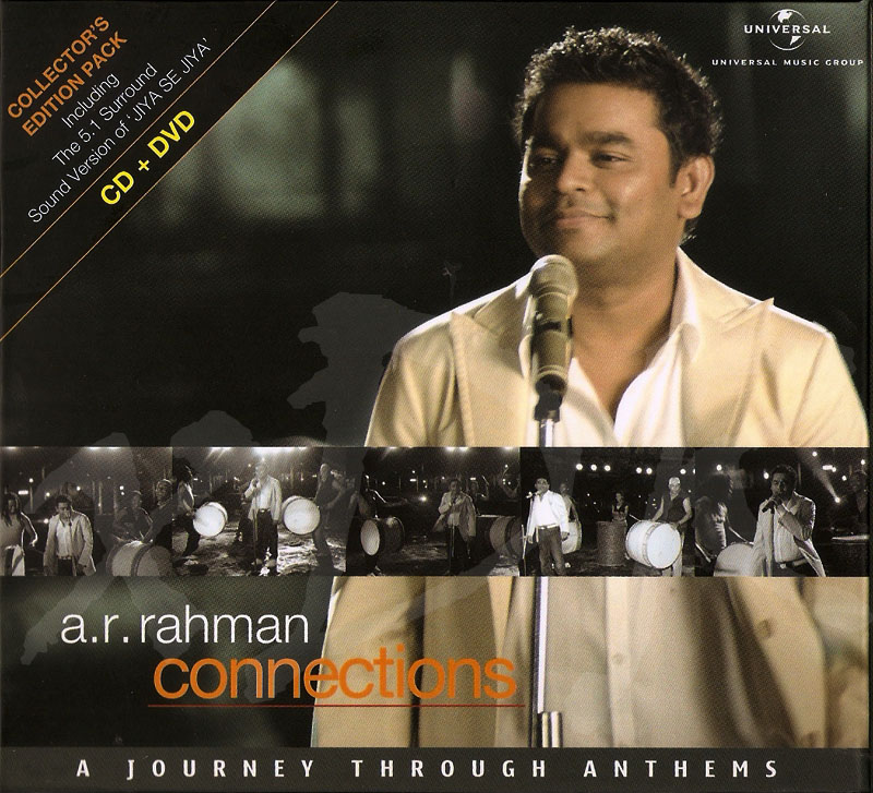 Mussic Aajtak: A.R Rahman - Connections
