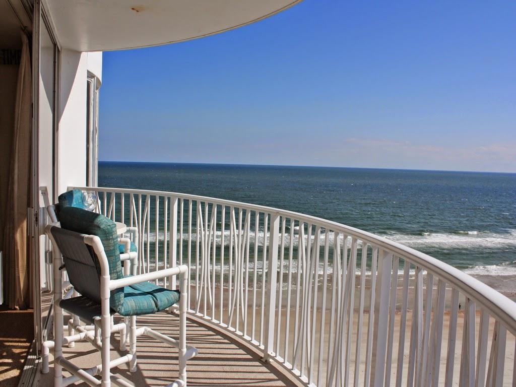 Daytona beach peck plaza oceanfront rental condo for Ocean view vs balcony