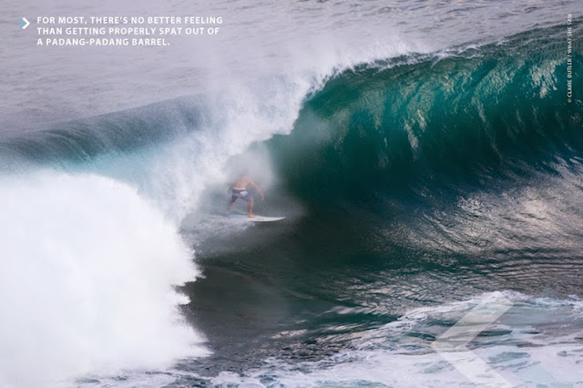 Surfer Padang Padang bali Indonesia by Cape Town surf photographer Claire Butler (What She Saw)